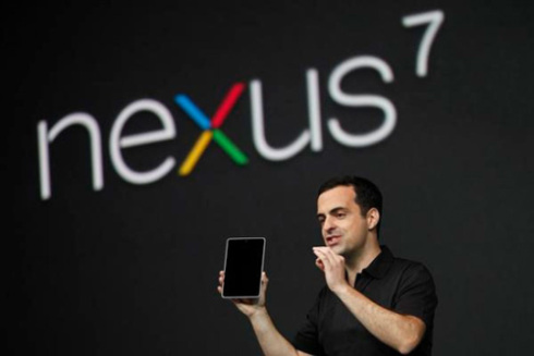 Nexus tablet announcement