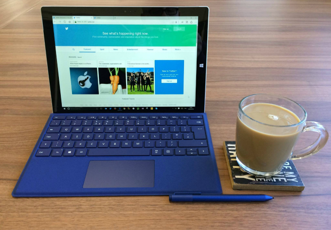 Microsoft Surface Pro 4 Type Cover Review